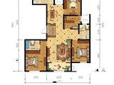 凯旋大道_4室2厅2卫 建面143平米