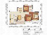 中泰峰境_3室2厅2卫 建面108平米