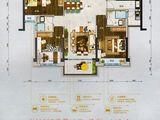 碧桂园太阳城_3室2厅2卫 建面117平米
