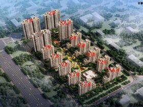 郑州孔雀城公园海