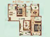 祝福红城_3室2厅1卫 建面123平米