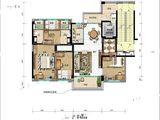 新丰碧桂园珑玥府_4室2厅2卫 建面143平米