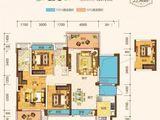 海通衡州府_3室2厅2卫 建面121平米