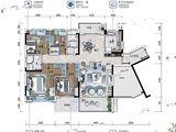 翁源碧桂园_4室2厅2卫 建面153平米