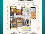 曲江丽景嘉园_3室2厅2卫 建面140平米