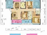 长旭时光印象_5室2厅2卫 建面129平米